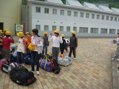 2011年香美町立小代小学校自然学校