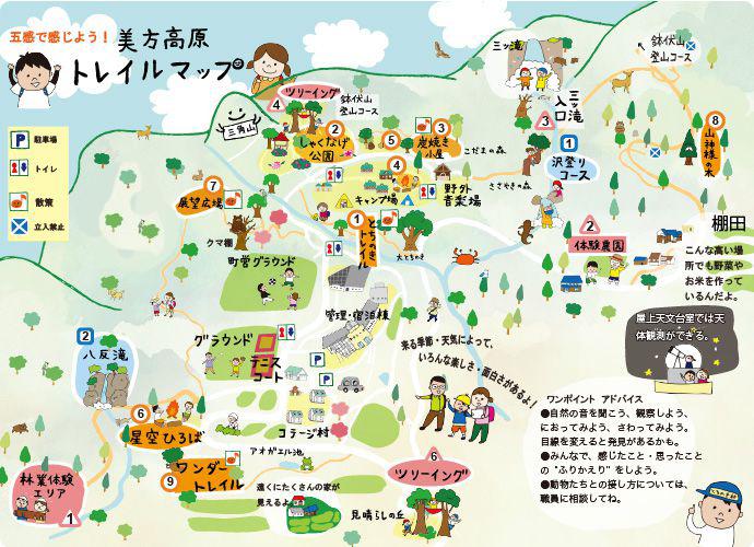トレイルマップ