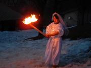 火の女神 登場