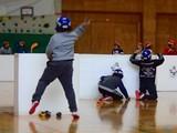 スポーツ雪合戦①