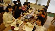キャンプ最後の昼食