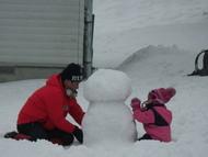 1日目:雪といえば