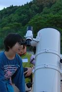反射望遠鏡も登場