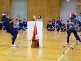 スポーツ雪合戦③