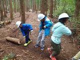 林業体験③