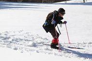 スキーヤー①