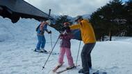 1日目:スキーレッスン