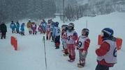 雪合戦開始